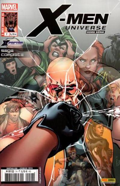 Couverture X-men X-factor