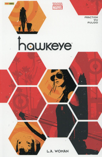 Couverture Hawkeye tome 3