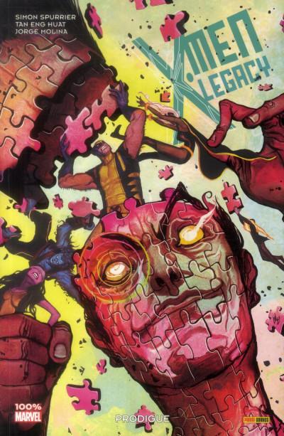 Couverture X-Men Legacy tome 1
