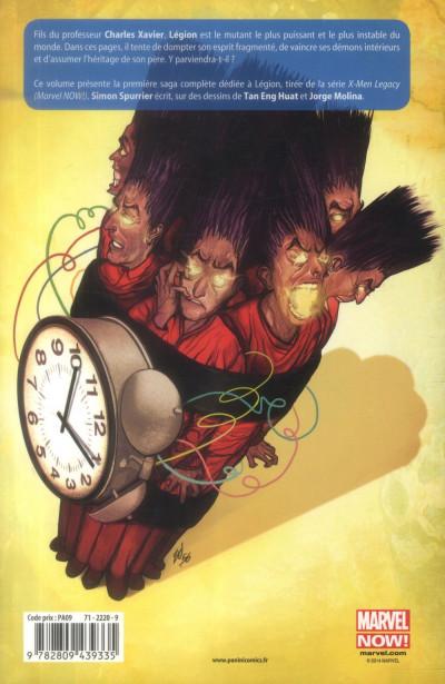 Dos X-Men Legacy tome 1
