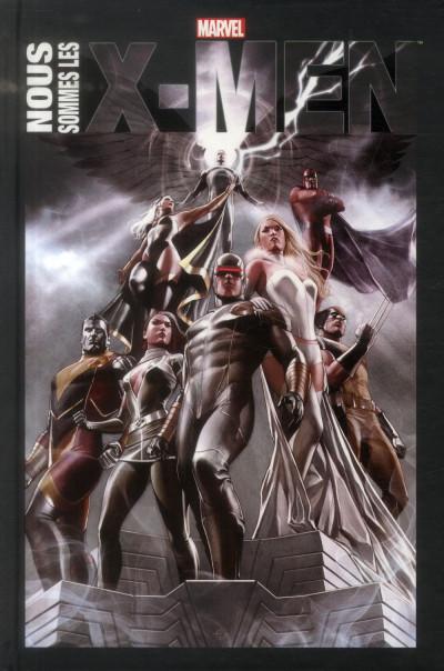 Couverture Nous sommes les X-Men