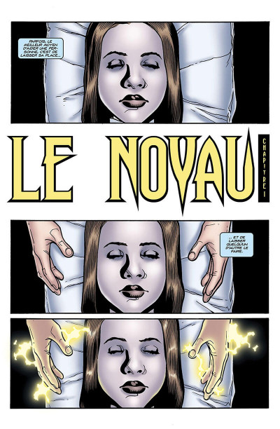 Page 4 Buffy contre les vampires - saison 9 tome 5