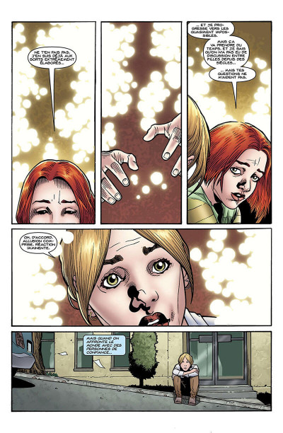 Page 6 Buffy contre les vampires - saison 9 tome 5