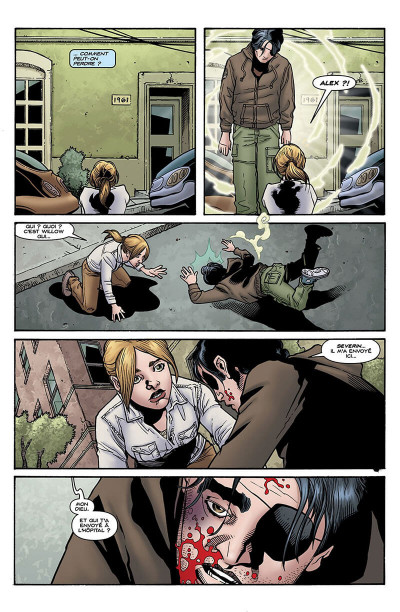 Page 7 Buffy contre les vampires - saison 9 tome 5
