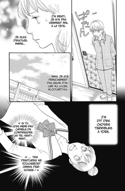 Page 6 Tora & Ookami tome 3