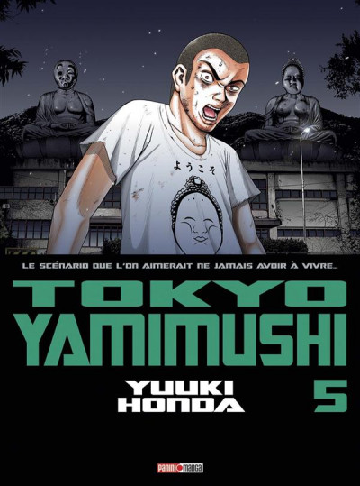 Couverture Tokyo Yamimushi tome 5