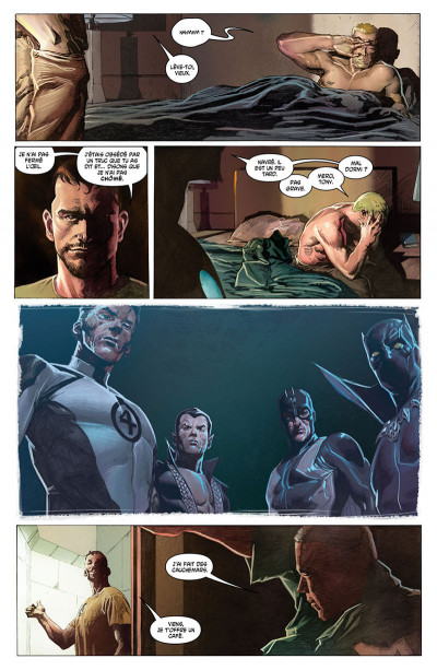 Page 0 Avengers tome 1