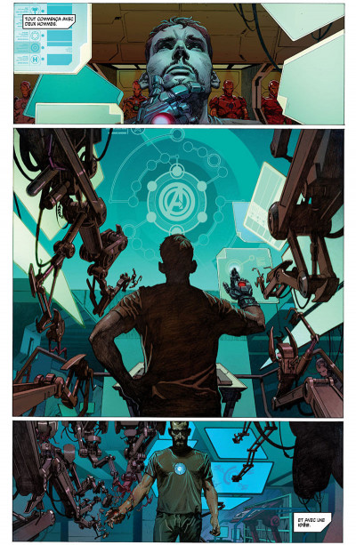 Page 9 Avengers tome 1