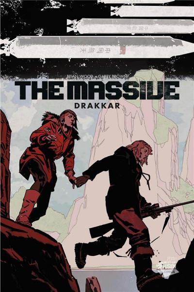 Couverture The Massive tome 3