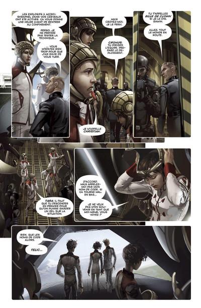 Page 0 harbinger wars