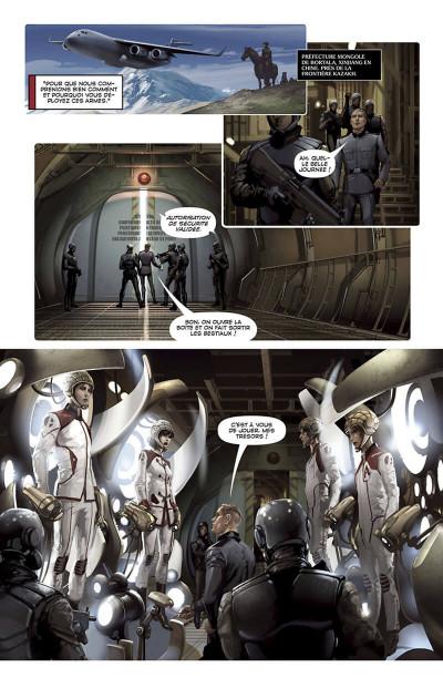 Page 9 harbinger wars