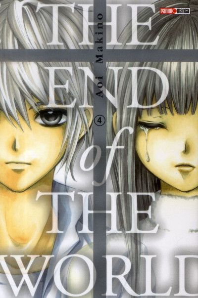 Couverture the end of the world tome 4