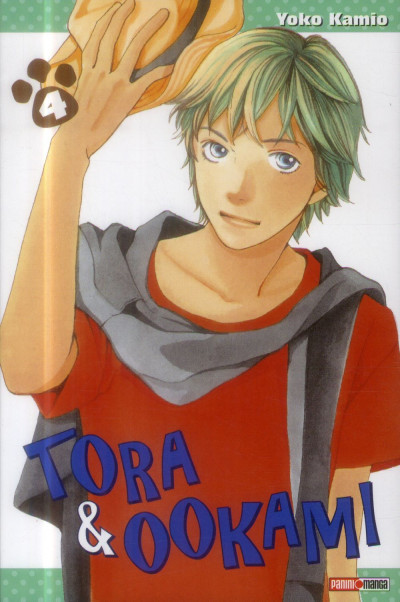 Couverture Tora et Ookami tome 4