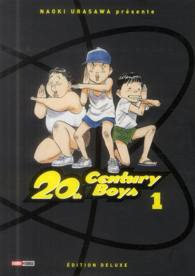Couverture 20th Century Boys - Deluxe tome 1