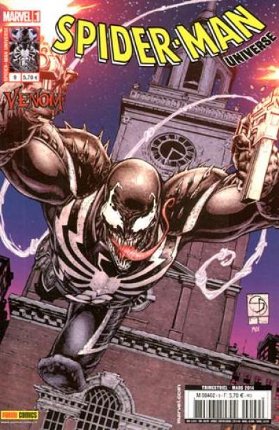 Couverture Spider-Man universe tome 9