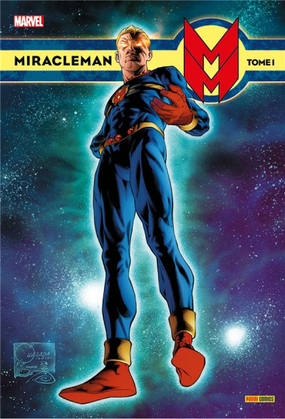 Couverture Miracleman tome 1