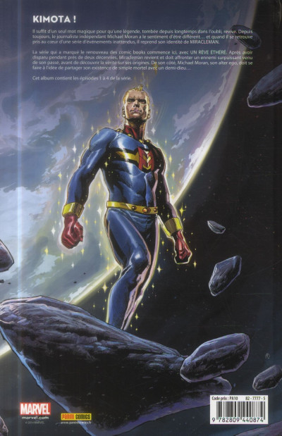 Dos Miracleman tome 1