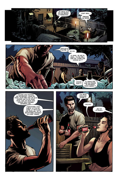 Page 9 red team tome 1 - les règles