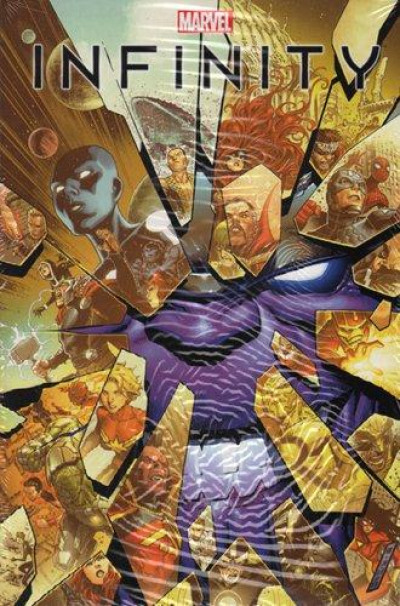 Couverture Infinity tome 1 - Coffret collector Humberto Ramos