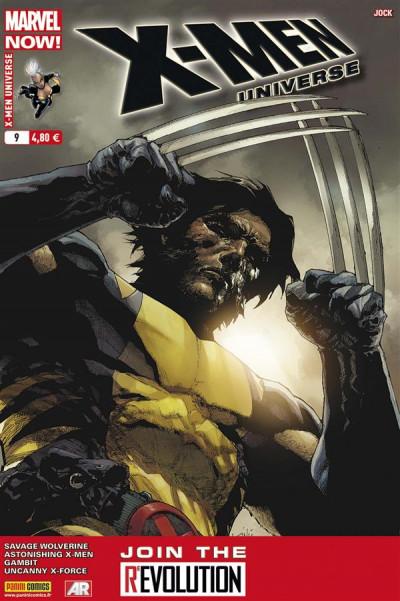 Couverture X-men universe 2013 tome 9