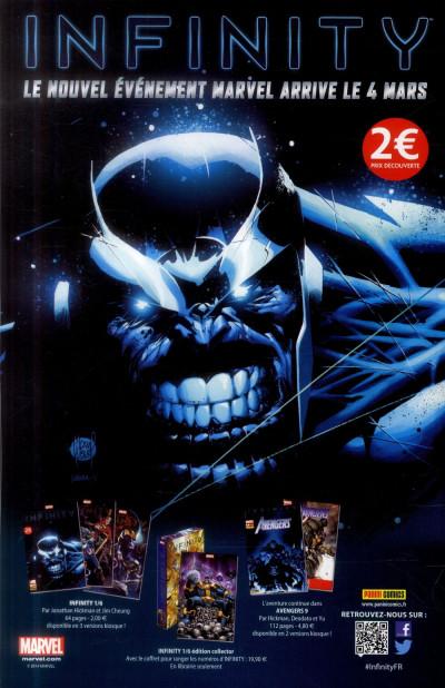 Dos Deadpool 2013 tome 5