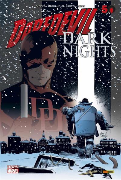 Couverture Daredevil - Dark Nights