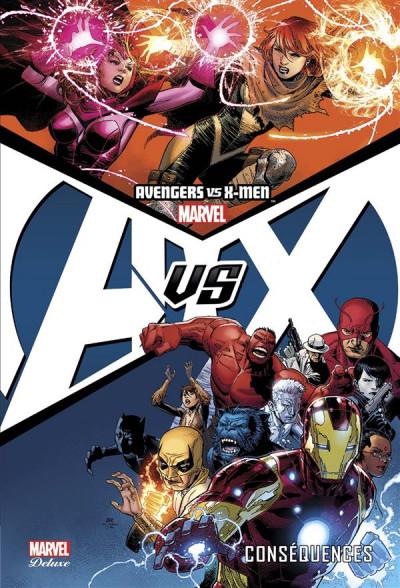 Couverture Avengers VS X-Men tome 2