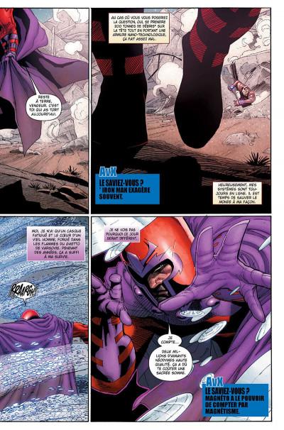 Page 0 Avengers VS X-Men tome 2