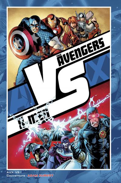Page 5 Avengers VS X-Men tome 2