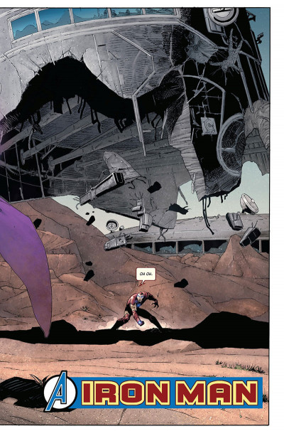 Page 8 Avengers VS X-Men tome 2