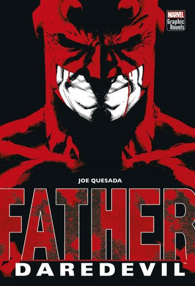 Couverture Daredevil - Father (nouvelle édition)