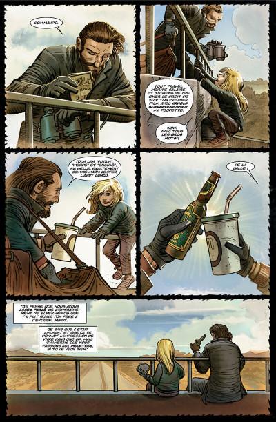 Page 0 Kick-Ass 3 tome 2