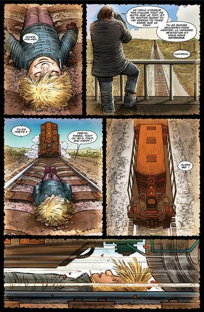 Page 7 Kick-Ass 3 tome 2