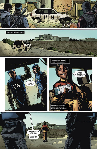 Page 9 Harbinger tome 3