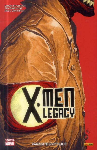 Couverture X-Men Legacy tome 2