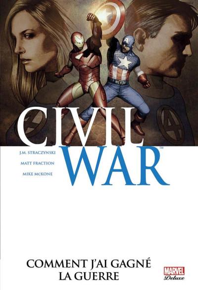 Couverture Civil War tome 6