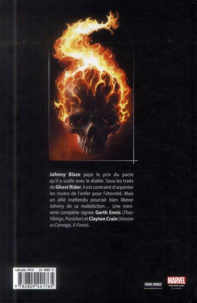 Dos Ghost Rider - Enfer et damnation