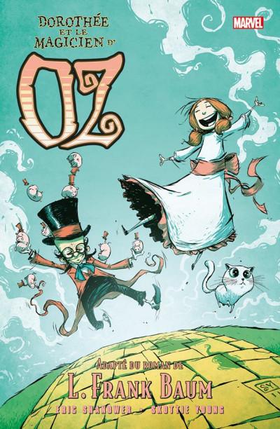 Couverture Le Magicien d'Oz tome 4