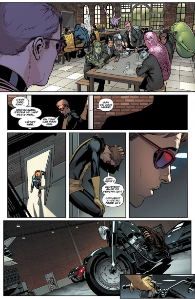 Page 9 All New X-Men tome 2