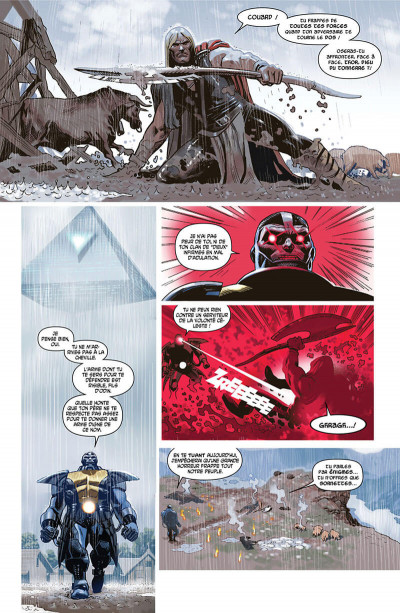 Page 9 Uncanny Avengers tome 2