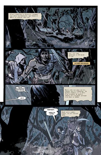 Page 4 Conan le barbare tome 4