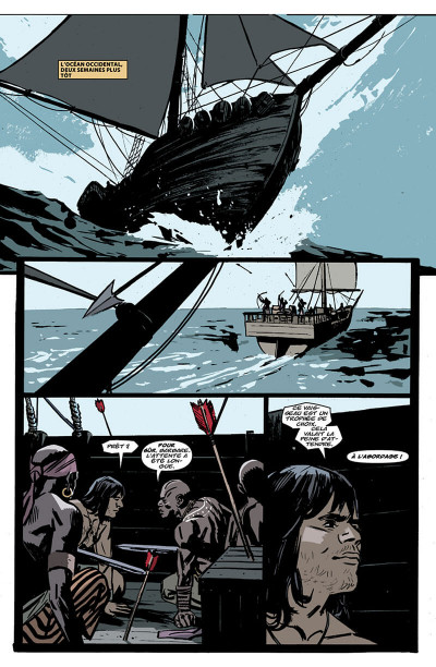 Page 5 Conan le barbare tome 4