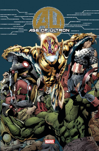 Couverture Age of Ultron - absolute