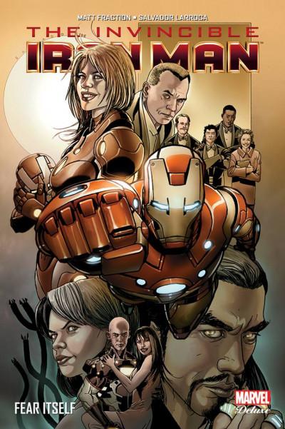 Couverture Invincible Iron-Man tome 4