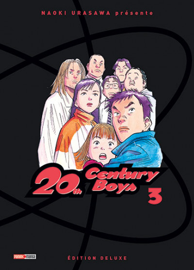 Couverture 20th Century Boys - Deluxe tome 3