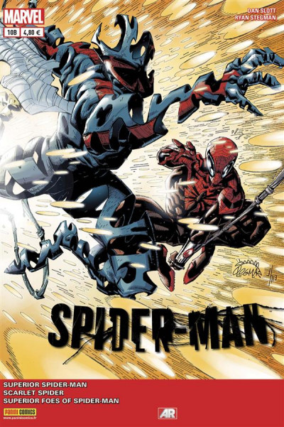 Couverture Spider-Man N.2013/10