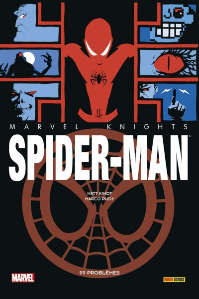 image de Marvel knights Spider-Man