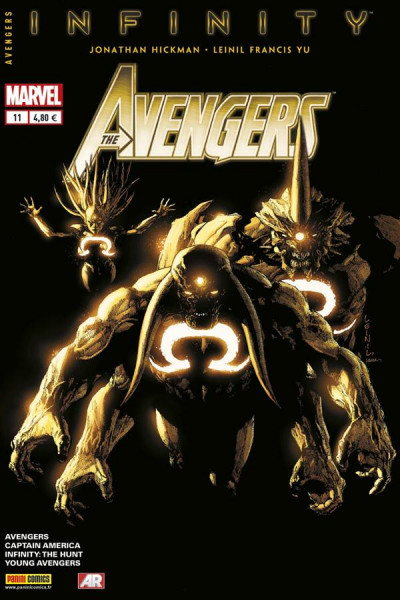 Couverture Avengers 2013 tome 11