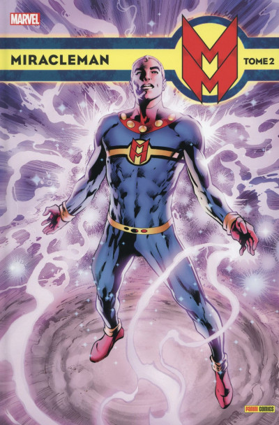 Couverture Miracleman tome 2