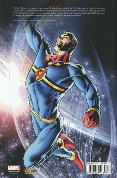 Dos Miracleman tome 2